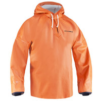 Grundens Brigg 34 Anorak - Orange - Large