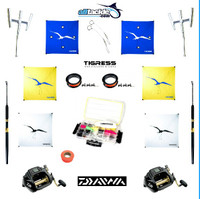 Alltackle Kite Kit with 6 Kites