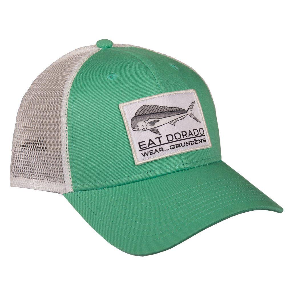 Grundens Eat Dorado Trucker Cap