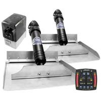 Bennett 1212ATP Hydraulic Trim Tabs w\/Auto Trim Pro