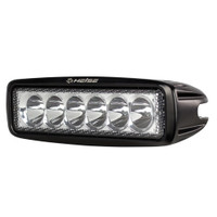 HEISE 6 LED Single Row Driving Light