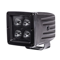 HEISE Blackout 4 LED Cube Light - 3""