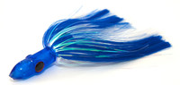 Squidnation Dredge Skullz Tied - Blue/Crystal (DHT-BBC)