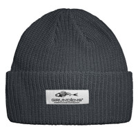 The new Grundéns GT55 Watch Cap is a classic watch cap style beanie hat made from 100% acrylic fabric. This stylish update to our standard GT50 Watch Cap features an embroidered Grundéns Outdoor logo patch on the front and can be worn rolled up or rolled down for more coverage and extra warmth when the temperatures drop.