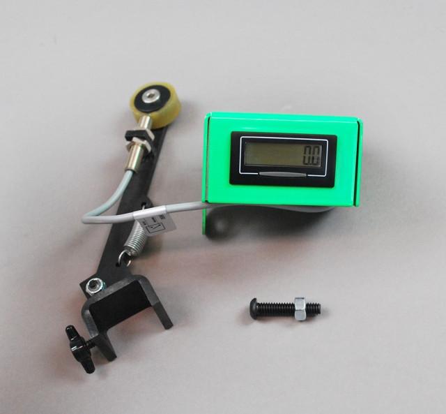 SCT Digital Line Counter - Green