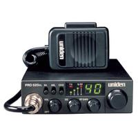 Uniden PRO520XL CB Radio w\/7W Audio Output