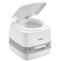 Thetford Porta Potti 335 Marine Toilet w\/Hold Down Kit