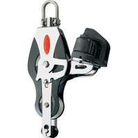 Ronstan Series 40 All Purpose Block - Fiddle - Becket - Cleat