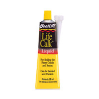 BoatLIFE Liquid Life-Calk Sealant Tube - 2.8 FL. Oz. - Black