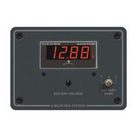 Blue Sea 8051 DC Digital Voltmeter Panel