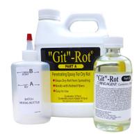 BoatLIFE Git Rot Kit - Pint