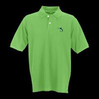 Marlin Hook Polo - Green