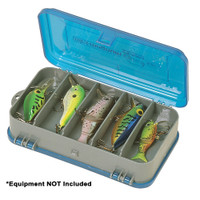 Plano Double-Sided Tackle Organizer Small - Silver\/Blue