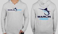 Marlin Long Sleeve Hoodie Tee
