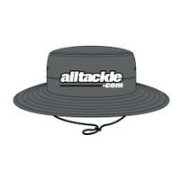 Alltackle Sun Hat - Logo - Charcoal