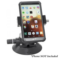 Whitecap Mobile Device Holder w\/Suction Cup Mount