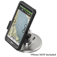Whitecap Mobile Device Holder w\/Cup Holder Mount