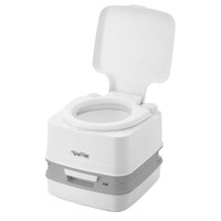 Thetford Porta Potti 135 Marine Toilet w\/Hold Down Kit