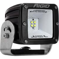 Rigid Industries 2x2 115 - DC Scene Light - Black