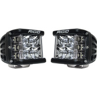 Rigid Industries D-SS Pro Spot - Pair - Black