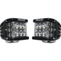 Rigid Industries D-SS Pro Driving - Pair - Black