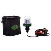 Hydro Glow HG30 30W\/12V Deep Water LED Fish Light - Green Globe Style