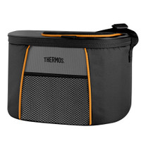 Thermos Element5 6-Can Cooler - Black\/Gray