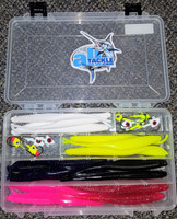 "Bloody Point - Jigging Kit 8"" w/ Tray"