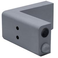 "Dock Edge Dockorner Premium Foam Profile Large 9"" Corner - Putty Grey"