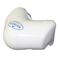 Dock Edge Dolphin Dockside Bumper 12 x 12 Corner - White