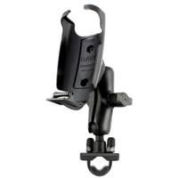 RAM Mount Garmin GPSMAP 62 Series Handlebar Rail Mount