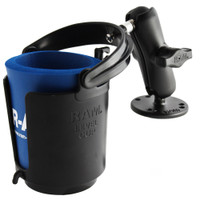 RAM Mount Drink Cup Holder w\/Surface Mount
