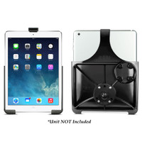 RAM Mount EZ-Rollr Model Specific Cradle w\/Round Base Adapter for the iPad 5th Generation, Apple iPad Air 1-2  iPad Pro 9.7