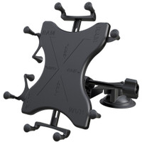 RAM Mount Dual Suction Cup Mount w\/Large Table X-Grip