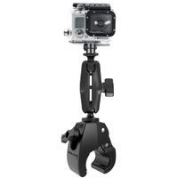 RAM Mount Medium Tough-Claw Mount w\/Custom GoPro Hero Adapter
