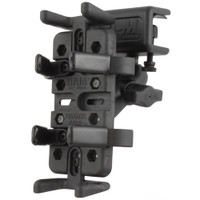 RAM Mount Universal Finger Grip Glare Shield Clamp Mount