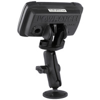 """RAM Mount B Size 1"""" Composite Fishfinder Mount for the Lowrance Hook2 Series"""