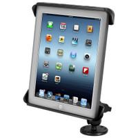 RAM Mount Tab-Tite iPad \/ HP TouchPad Cradle Flat Surface Mount