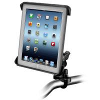 RAM Mount Tab-Tite iPad \/ HP TouchPad Cradle Handlebar Rail Mount