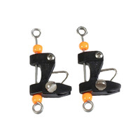 Lees Tackle Release Clips - Pair
