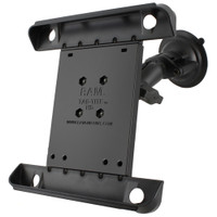 RAM Mount Tab-Tite iPad \/ HP TouchPad Cradle Twist Lock Suction Cup Mount