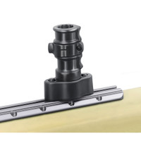 RAM Mount Adapt-a-Post Quick Release Track Base