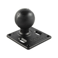 "RAM Mount 75mm x 75mm VESA 3.625"" Plate w\/2.25"" D Size Ball"