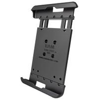 """Ram Mount Tab-Tite Cradle f\/8"""" Samsung Galaxy Tab A & S2 8.0 w\/Case"""