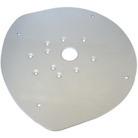 Edson Vision Series Mounting Plate - Simrad\/Lowrance 4kW HD Dome