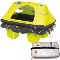VIKING RescYou Liferaft 4 Person Container Offshore Pack