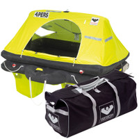 VIKING RescYou Liferaft 4 Person Valise Offshore Pack