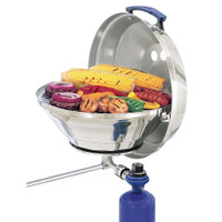 "Magma Marine Kettle Gas Grill Original 15"" w\/Hinged Lid"