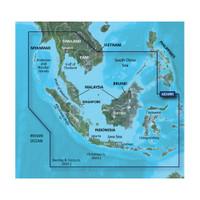 Garmin BlueChart g2 - HXAE009R - Singapore\/Malaysia\/Indonesia - microSD\/SD