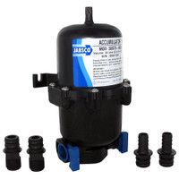 Jabsco .65L Mini Accumulator Tank w\/Internal Bladder